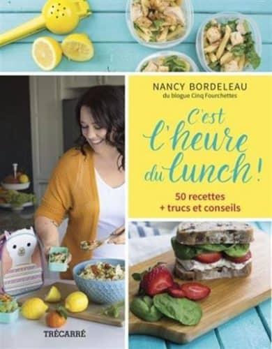 C'est l'heure du lunch! par Nancy Bordeleau
