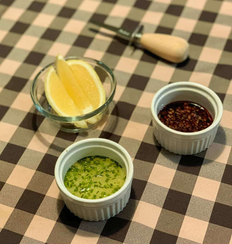Mignonnette lime et gingembre
