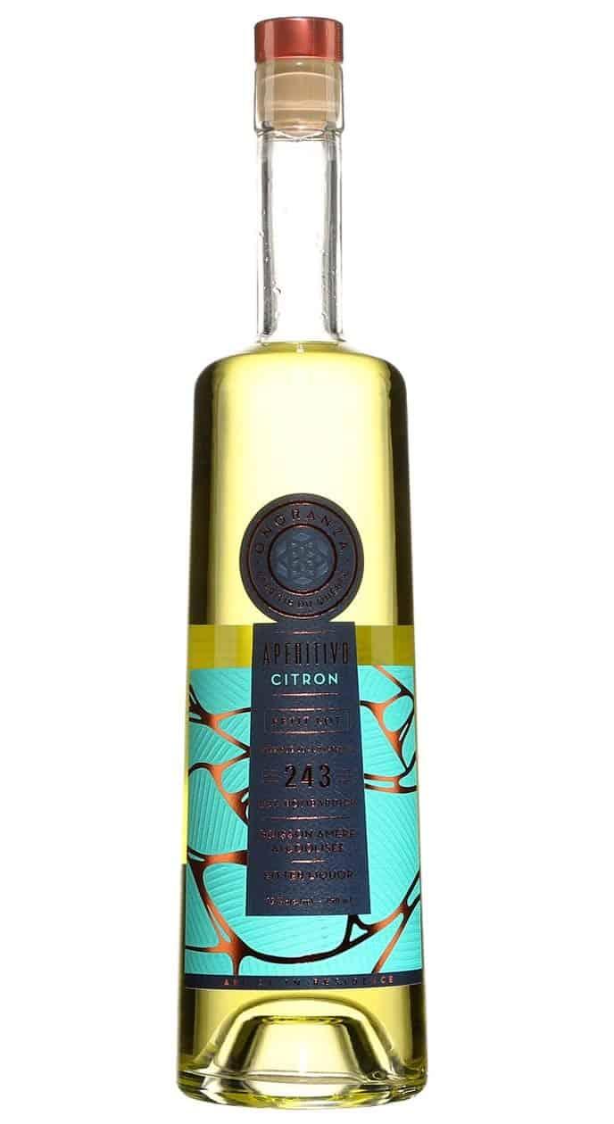 Onoranza Aperitivo Citron - Artist in Residence