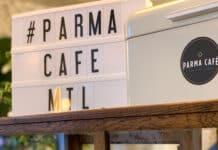 Café Parma au Marché Jean-Talon