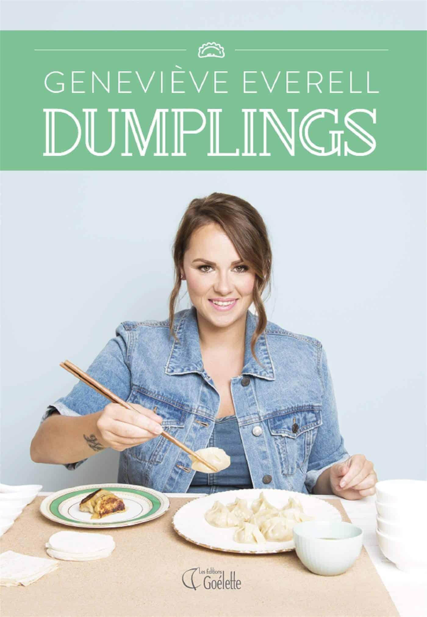 Couverture du livre Dumplings de Geneviève Everell