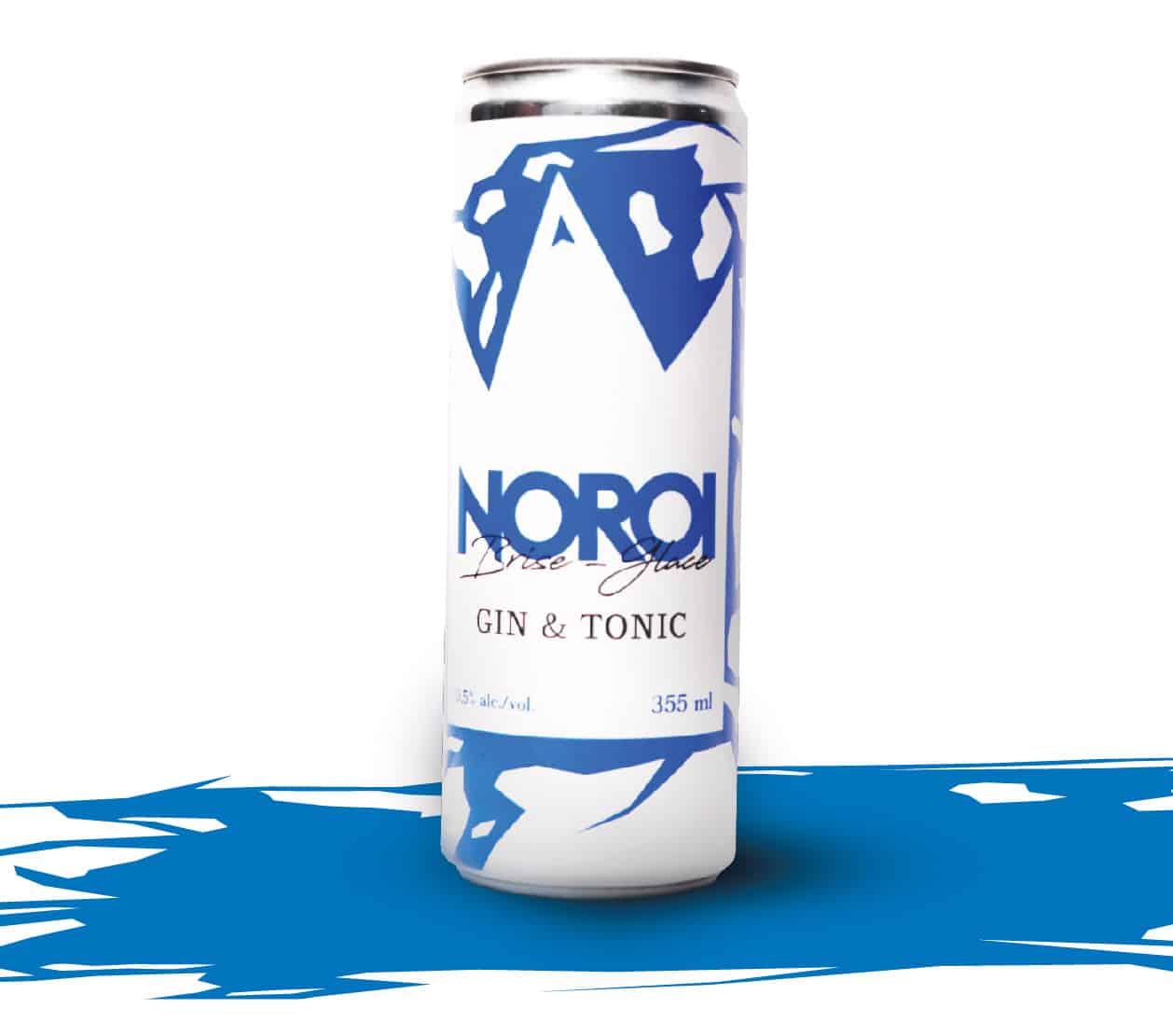 Brise-Glace de Noroi, un gin-tonic sans alcool
