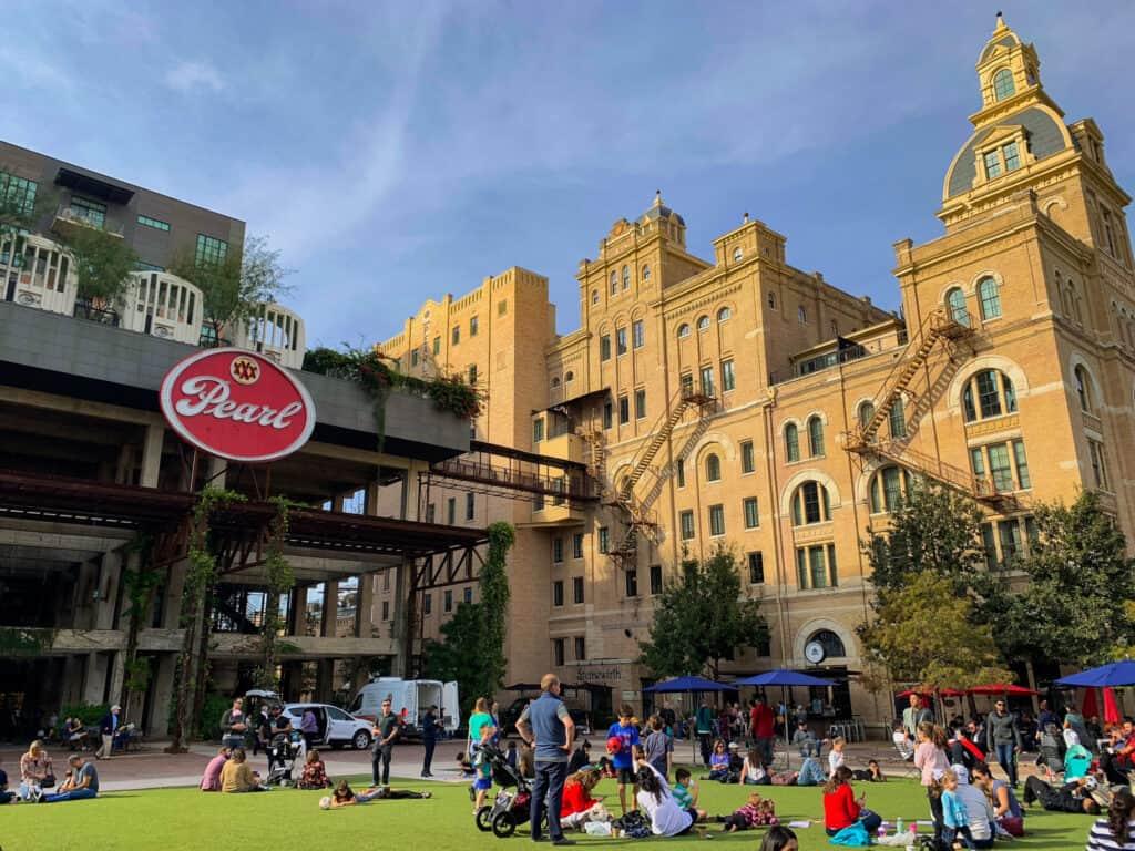 Quartier Pearl - San Antonio