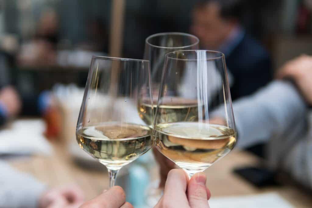 Vin blanc pour la fondue
