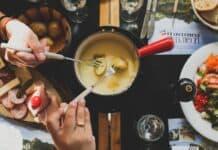 Fondue au fromage parfaite