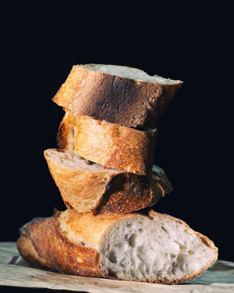 Pain pour la fondue au fromage