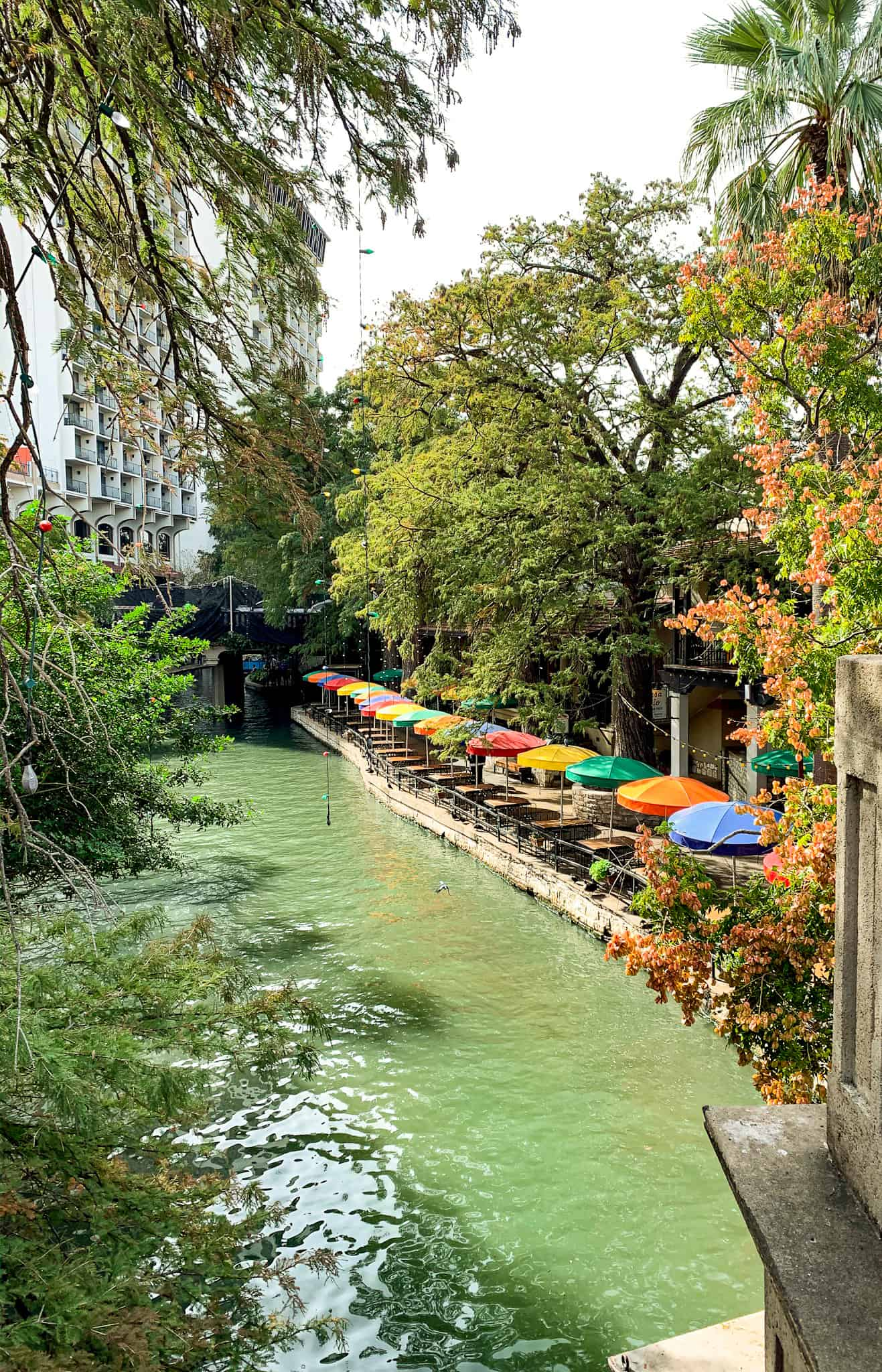 Riverwalk à San Antonio, Texas