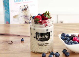 Gruau-frigo Yumi Organics