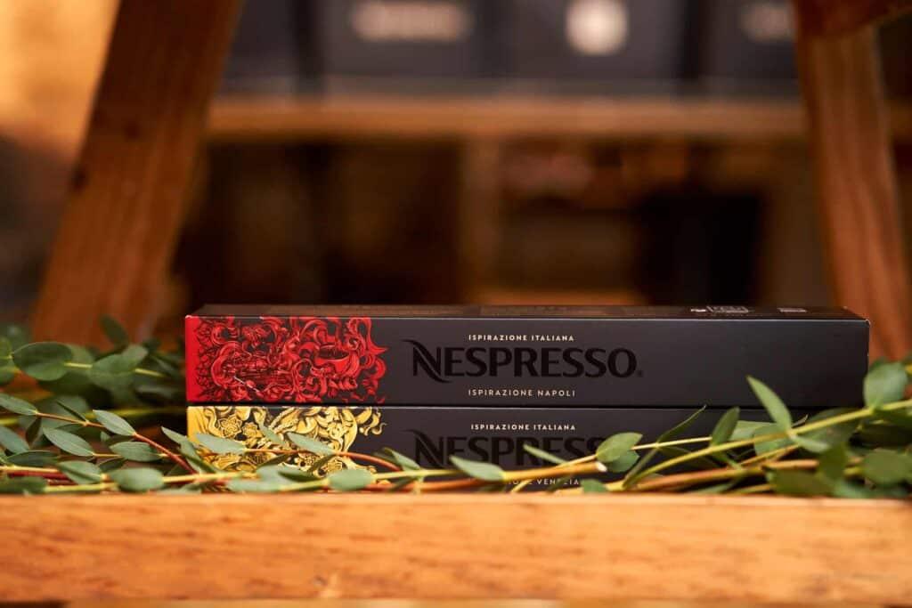 Capsules de café Nespresso