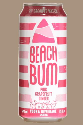 Beach Bum Cooler Pamplemousse Rose et Gingembre