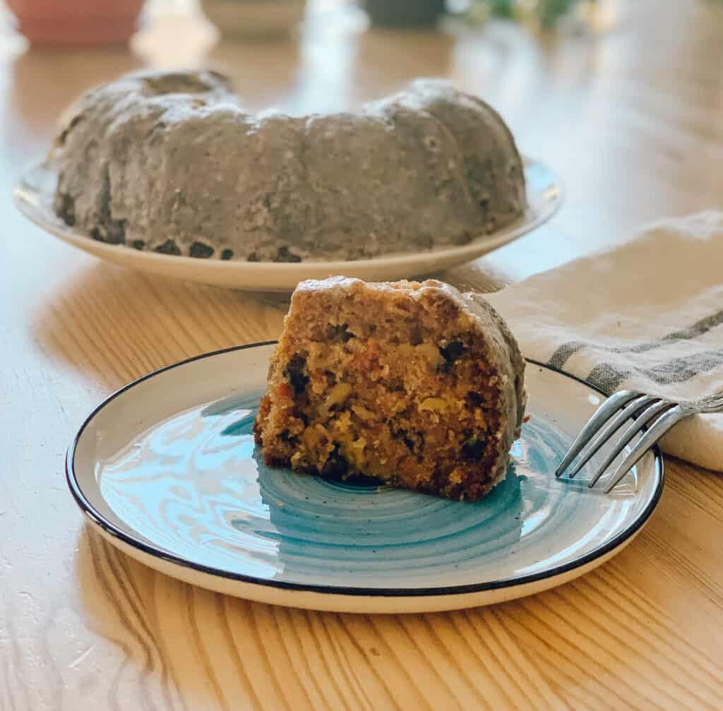 Recette de gâteau aux carottes et ananas, sans lactose