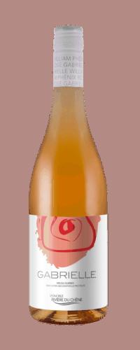 Rosé Gabrielle du Vignoble Rivière du Chêne