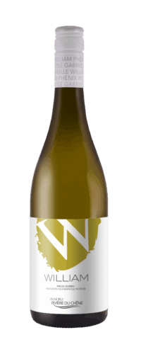 William Blanc - Vignoble Rivière du Chêne
