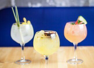 Cocktails et coolers à découvrir