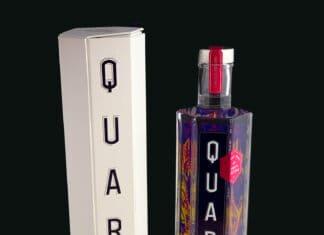 Vodka Quartz édition limitée