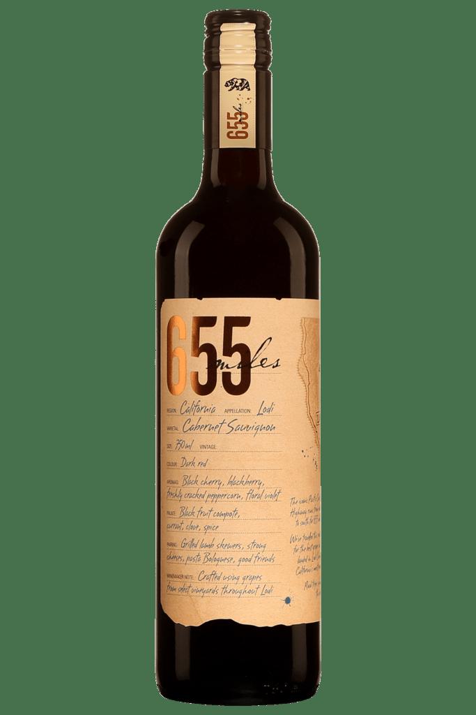 655 Miles Cabernet-Sauvignon
