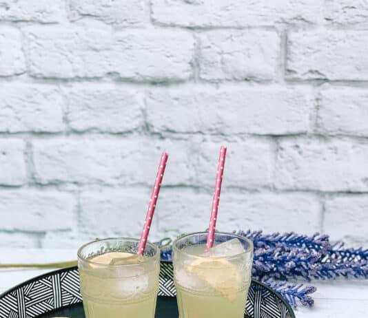 Limonade à la lime, citron et menthe