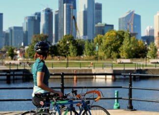 Vélo à Montréal
