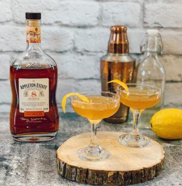 Le Daiquiri Estate - recette de cocktail avec du rhum