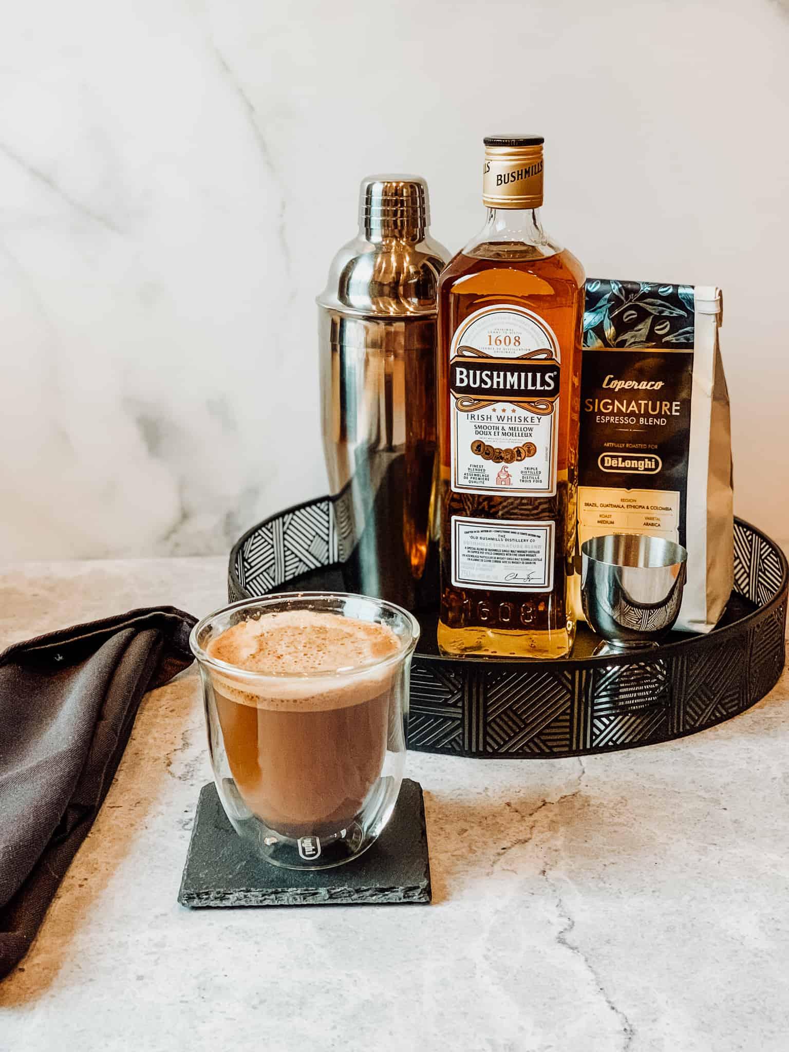 Café festif : recette de café irlandais