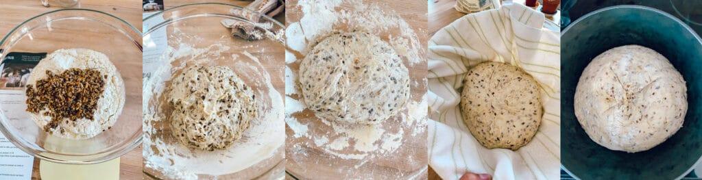 Les différentes étapes pour faire son pain