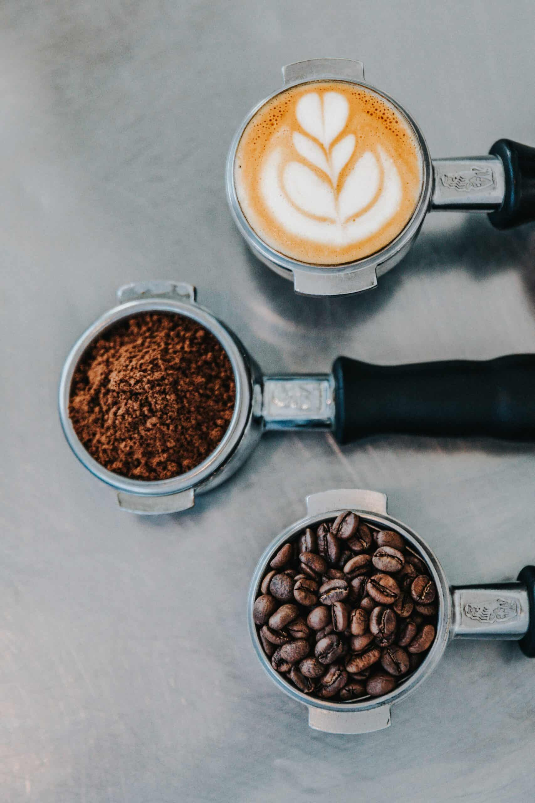 Espresso porte-filtres