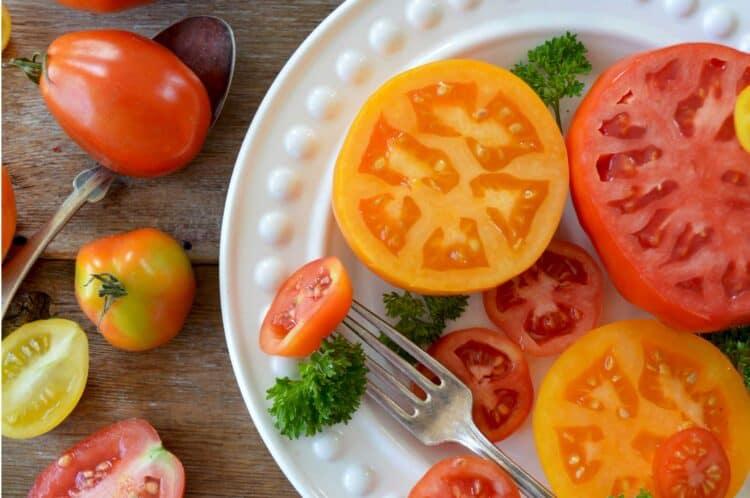 Recettes par ingrédients - légumes