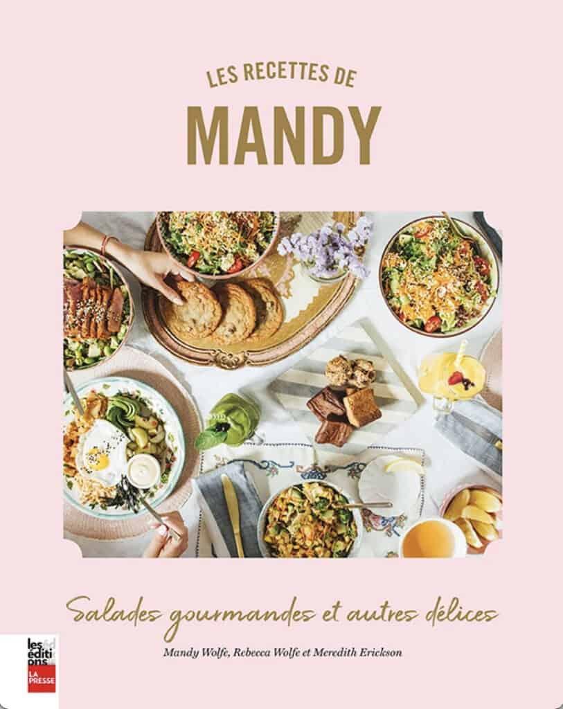 Couverture du livre Mandy