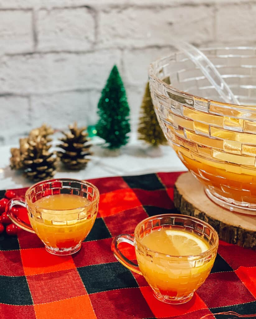 Punch de Noel au Whisky