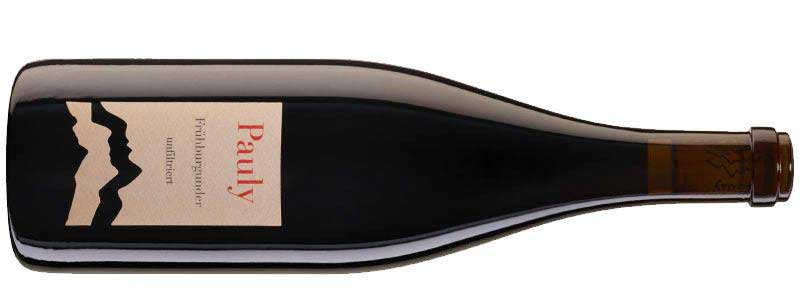 Axel Pauly Fruhburgunder Pinot Noir Mosel 2016