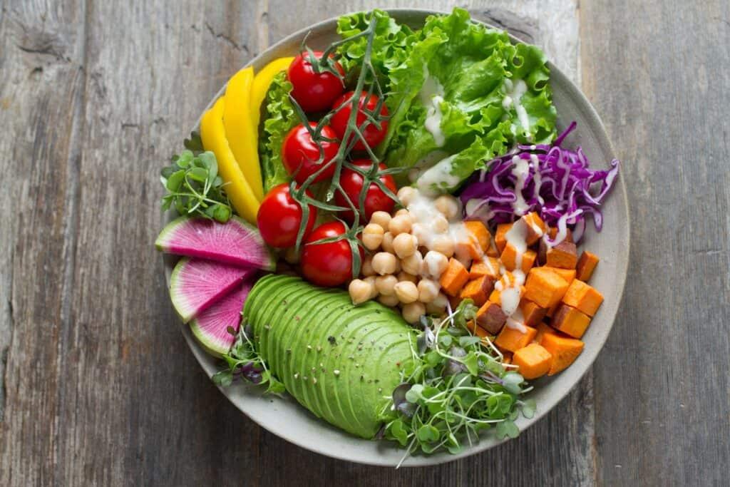 Recettes végétaliennes