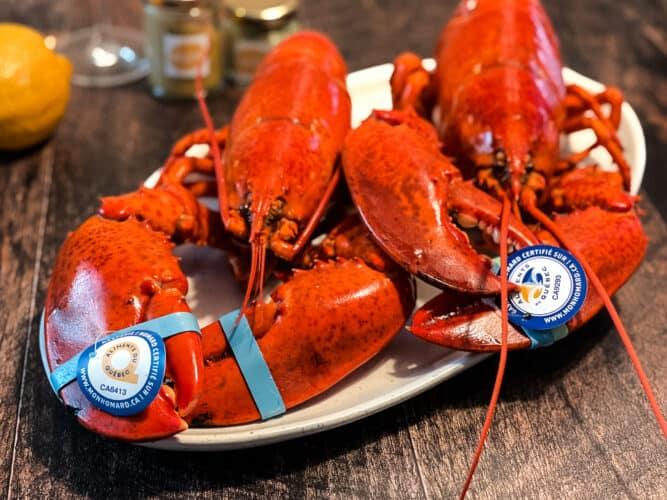 C'est la saison du homard et on en profite avec ces délicieuses recettes