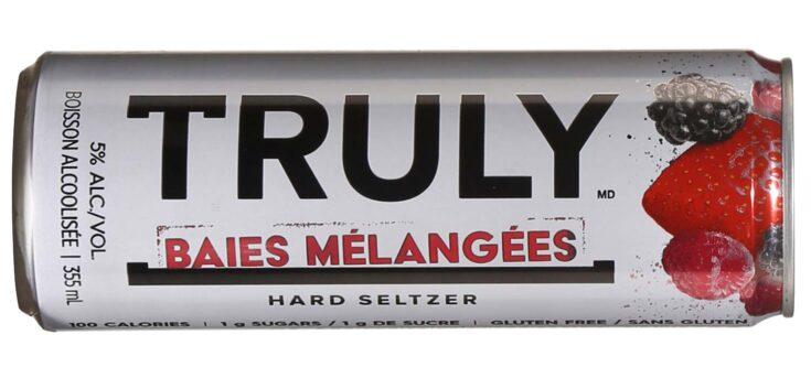 Truly Seltzer