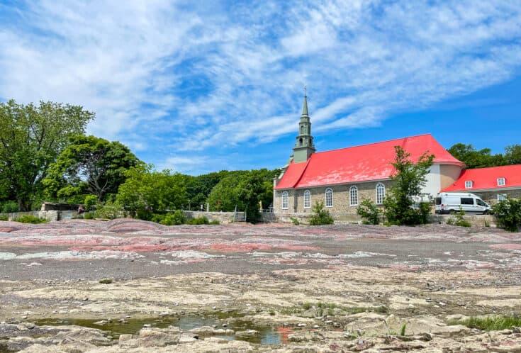 Eglise de Saint-Jean-de-l'Île-d'Orléans