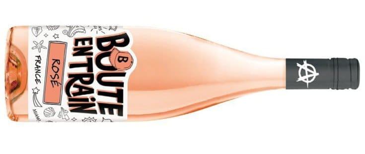 Boute-en-Train Rosé