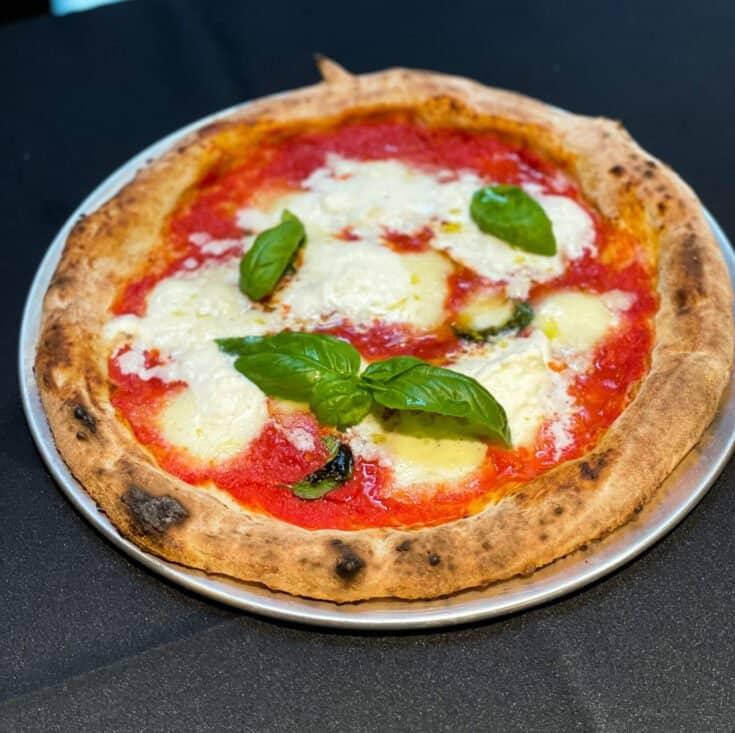 Pizza du Moleskine