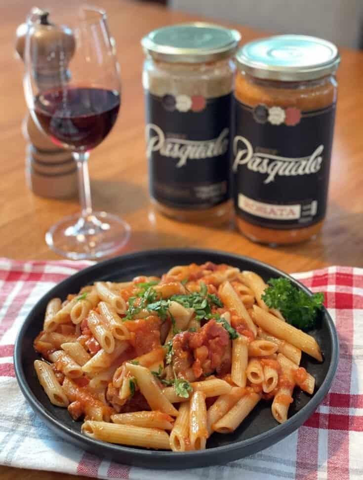 Sauces pour pâtes Pasquale