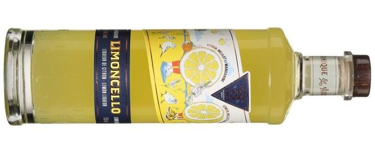 Limoncello Distillerie 3 Lacs
