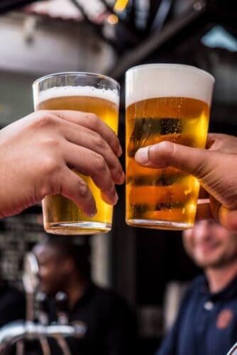 Cheers au Mondial de la bière